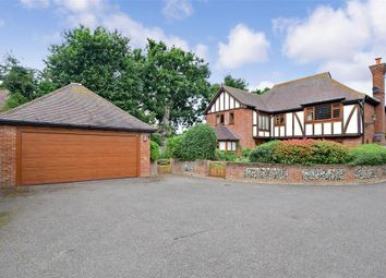 Thumbnail 5 bed detached house for sale in Boundary Chase, Chestfield, Whitstable, Kent