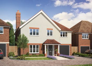 Thumbnail 5 bed detached house for sale in Cumnor Rise, Kenley
