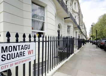 Thumbnail 7 bedroom town house for sale in Montagu Square And Montagu Mews West, Marylebone, London