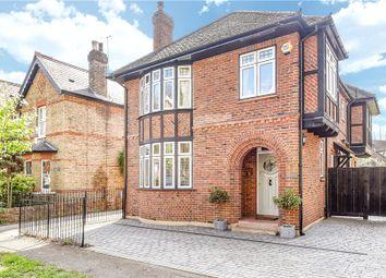 Thumbnail 4 bed detached house for sale in Montagu Road, Datchet, Slough