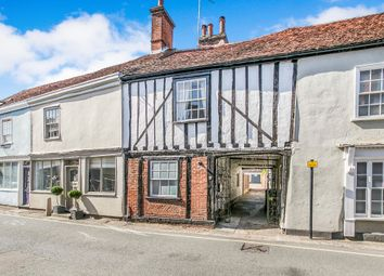 Thumbnail 3 bed terraced house for sale in East Street, Coggeshall, Colchester