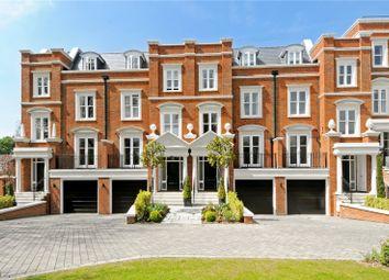 Long Walk Villas, 76A Kings Road, Windsor, Berkshire SL4. 5 bed terraced house for sale