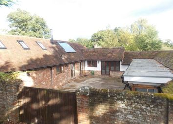 Thumbnail 4 bed detached house to rent in Horns Road, Hawkhurst, Cranbrook