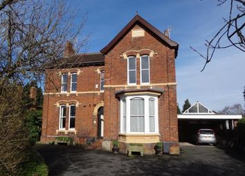 Thumbnail 4 bedroom detached house for sale in Station Road, Alsager