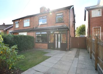 Thumbnail 3 bed semi-detached house for sale in Woodland Drive, Chapel Allerton, Leeds