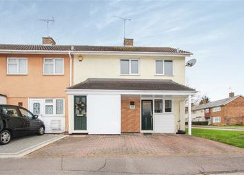 Thumbnail 2 bed end terrace house for sale in Beeleigh East, Basildon, Essex