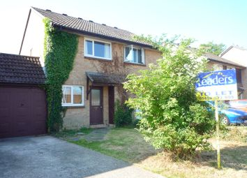 Thumbnail 2 bed semi-detached house to rent in Newbridge, Netley Abbey, Netley