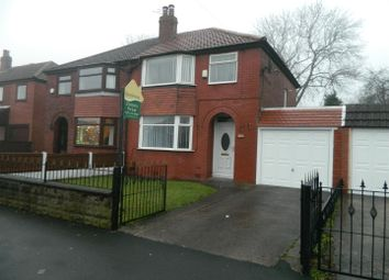 Thumbnail 3 bed semi-detached house to rent in Chapman Street, Gorton, Manchester