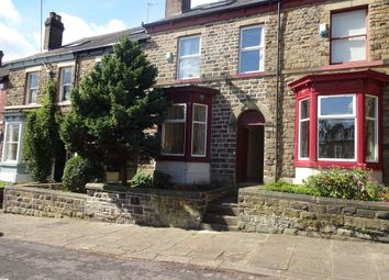 Thumbnail 6 bed terraced house to rent in Wadbrough Road, Sheffield