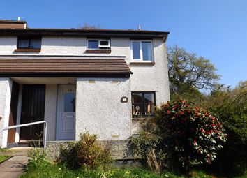 Thumbnail 1 bed flat for sale in Redruth Close, Badgers Wood, Plymouth
