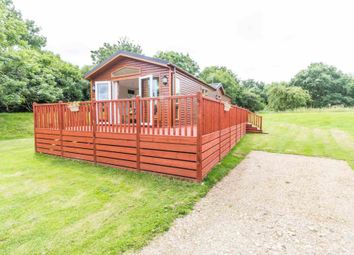 Thumbnail 2 bedroom lodge for sale in Dereham Road, Yaxham, Dereham, Norfolk