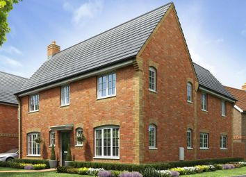 Thumbnail 4 bed detached house for sale in The Langdale, Harwell