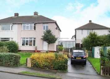 Thumbnail 3 bed semi-detached house for sale in Edale Road, Mastin Moor, Chesterfield, Derbyshire
