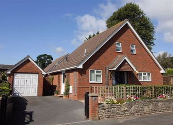 Thumbnail 3 bed detached bungalow for sale in Highbury Close, New Milton
