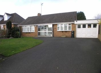 Thumbnail 3 bedroom detached bungalow for sale in The Straits, Dudley