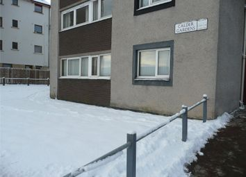 Thumbnail 2 bed flat to rent in Calder Gardens, Sighthill, Edinburgh