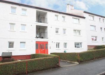 Thumbnail 3 bed flat for sale in Inver Road, Glasgow, Lanarkshire
