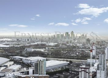 Thumbnail 2 bed flat for sale in Stratosphere Tower, Stratford
