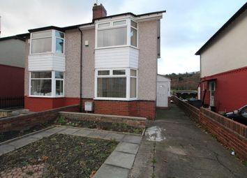 Thumbnail 2 bedroom semi-detached house for sale in Leeds Road, Bradley, Huddersfield