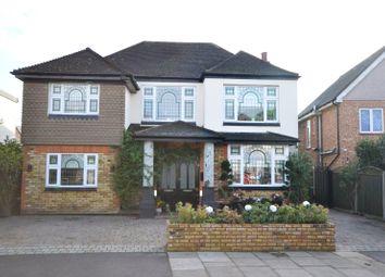 Thumbnail 4 bedroom detached house for sale in Myddelton Park, London