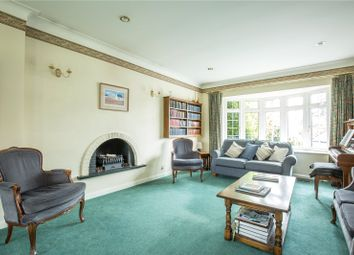 Thumbnail 4 bed detached house for sale in Quinta Drive, Arkley, Hertfordshire