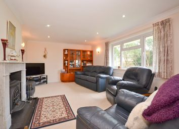 Thumbnail 4 bed detached bungalow for sale in West Street, Wroxall, Ventnor
