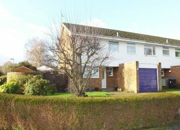 Thumbnail 4 bed end terrace house for sale in Bishops Wood, Woking