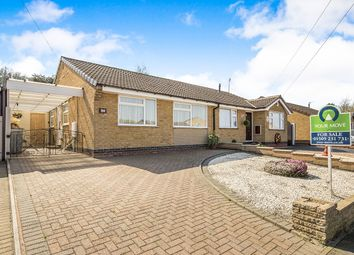 Thumbnail 2 bed bungalow for sale in Braddon Road, Loughborough