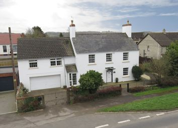 4 bed detached house for sale in Main Road, Woodford, Berkeley GL13