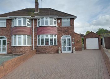 Thumbnail 3 bed semi-detached house for sale in Marlborough Ave, Stafford