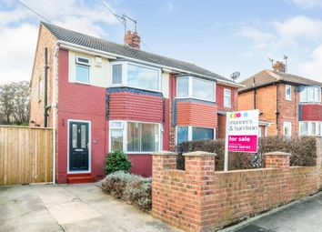 3 bed semi-detached house for sale in Milburn Crescent, Stockton-On-Tees TS20