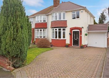 Thumbnail 3 bed semi-detached house for sale in Oak Crescent, Oldbury