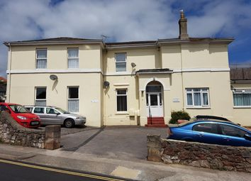 Thumbnail 1 bed flat to rent in 2 Conway Road, Paignton