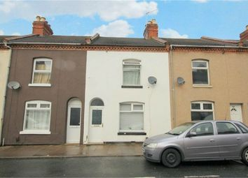 2 bed terraced house for sale in Poole Street, Mounts, Northampton NN1
