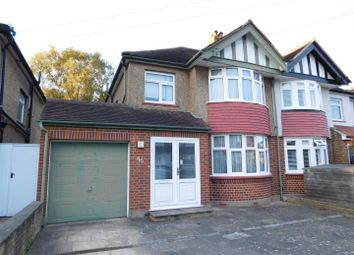 Thumbnail 3 bed semi-detached house for sale in Northcote Avenue, Berrylands, Surbiton