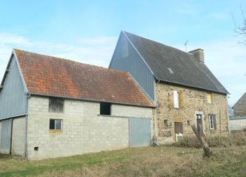Thumbnail 2 bed country house for sale in La Bazoge, Basse-Normandie, 50520, France