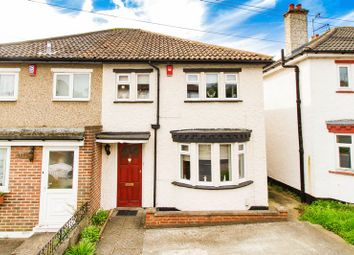 Thumbnail 3 bed semi-detached house for sale in Englands Lane, Loughton