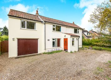 Thumbnail 4 bed detached house for sale in Broad Lane, Great Plumstead, Norwich