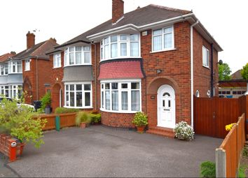 3 bed semi-detached house for sale in Stonehill Avenue, Birstall, Leicester LE4