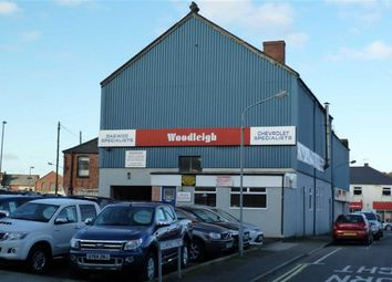 Thumbnail Commercial property to let in Woodleigh Motor Sales - Workshop, 34, Chatsworth Road, Brampton, Chesterfield