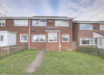 Thumbnail 3 bed semi-detached house for sale in Castledene Road, Delves Lane, Consett