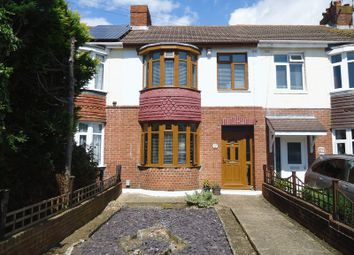 Thumbnail 3 bed terraced house for sale in Johns Road, Fareham