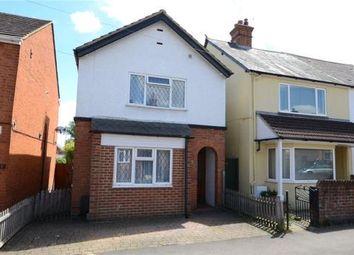 Thumbnail 3 bedroom detached house for sale in Wescott Road, Wokingham, Berkshire