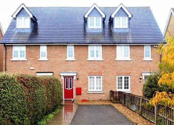 Thumbnail 3 bed town house to rent in Elvin Drive, North Stifford, Grays