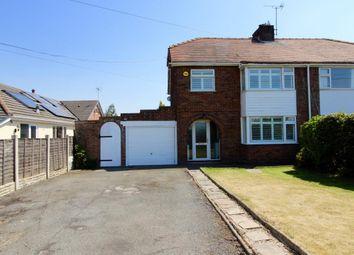 Thumbnail 3 bed property for sale in Croeshowell Lane, Rossett, Wrexham