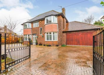 Thumbnail 4 bedroom detached house for sale in Washway Road, Sale, Cheshire, Greater Manchester