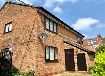 Thumbnail 1 bed maisonette to rent in Brunel Close, Stoke