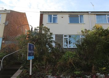 Thumbnail 3 bed semi-detached house for sale in South Road, Portishead, Bristol