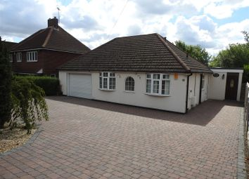 Thumbnail 3 bed detached bungalow for sale in Forest Road, Kirkby-In-Ashfield, Nottingham