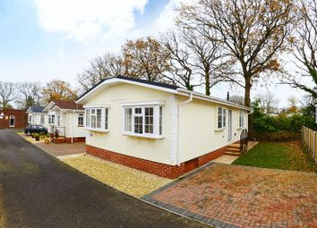Thumbnail 2 bed mobile/park home for sale in 54 The Lookout, Stoborough BH20.